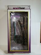 Mth Scale Trax O Scale O-54 Left Hand Switch 45-1008.