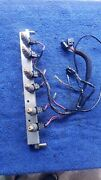 Yamaha Ox66 250hp Outboard Fuel Rail With Injectors And Harness Assembly 2002