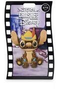 New Stitch Crashes Disney Jumbo Pinandndash Pinocchioandndash Limited Release Confirmed Order