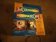 Projecta Scope Pj768 Art Magnifying Drawing Tracing Projector