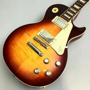 Gibson Les Paul Standard And03960s Bourbon Burst Guitar From Japan Pvg583