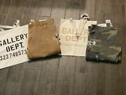 Gallery Dept Camo Flares 36/34 Rare Sold Out