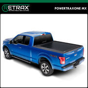 Retrax Powertraxone Mx Electric Tonneau Cover For 2015-2020 Ford F-150 5and0397 Bed
