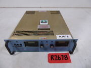 Used Rectifier - Baker Technology 800 Amp 4 Volt Switch Mode R2678-rectifiers