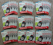 42x Sandisk Ultra 16gb Microsdhc Class 10 Uhs-1 A1 Memory Card Retail Packaging