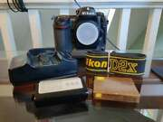 Excellent Nikon D2x Camera Body With 13,616 Shutter Count. New Battery, Grid E