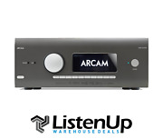 Reconditioned Arcam Avr20 7.2-channel Home Theater Receiver W/wi-fi Btairplay2