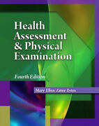 Health Assessment And Physical Examination [with Cdrom] By Mary Ellen Zator Estes
