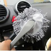 Car Duster Dust Mop Auto Interior Dash Vehicle Exterior Cleaner Home Shutters