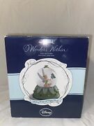 Disney Tinker Bell Tinkerbell Water Globe Hallmark Wonders Within Collectible