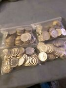 4 Rolls Of Silver Roosevelt Dimes Uncirculated 20 Face Value