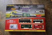 Bachmann Ho Scale Complete Thunder Chief Railroad Train Set Dcc And Sound Equipped