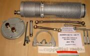 Honda Cb72 Cb77 Cappellini 115 Oil Cooler And Filter Includes External Oil Lines