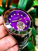 Android Menand039s New Ceramic Hercules Automatic Flying Tourbillon Limited Edition