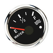 Universal Water Level Indicator For High-precision Motor 8x8x7cm Black