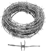 High Tensile Strength Fences Galvanized Barbed Wire Industrial Accessories Tools
