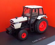 Universal Hobbies 1/32 Scale Tractor Cih-uh4280 - Case 1494 - 2wd - White