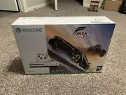 Xbox One S 1tb White Forza 3 Limited Edition Bundle Factory Sealed Special Mint