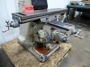 Used - King Midas Vertical Milling Machine-misc. Equipment