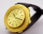 Longines Flagship Disco Volante Gold 18kt Ref 8563 Cal 528 Manual - Introvabile