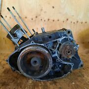 1982 Honda Xl 500 Bottom End Motor For Parts Or Repair Vintage Mx Freeshipus+can