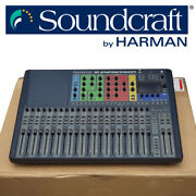 Soundcraft Si Expression 2 Digital Mixer Console 5035678 | 24 Mic Preamps Exc++