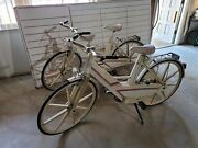 Rare Vintage Itera Plastic Bicycles Made By Volvo. Great Condition. Collectibles