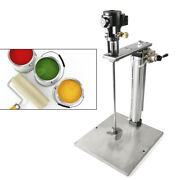 5 Gallonpneumatic Mixer Stand Tank Barrel For Mixing Paint Dope Stainless Steel