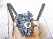 Used Yamaha Outboard F115 Block And Crank, Cast67f-01, P/n99999-04096,