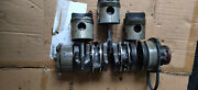 1973 Mercury Outboard 65hp 3cyl Crankshaft Pistons And Connecting Rods