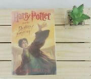 Jk Rowling Harry Potter And The Deathly Hallows 1st Edition July 2007 Scholastic