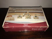 Price Pfister Widespread Double Handle Lavatory Faucet W/ Pop-up. Polished Brass