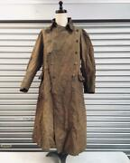 Imperial Japanese Army Coat Double Vintage Old Clothes War