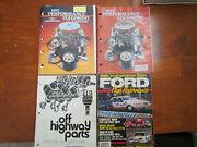 Ford Off Highway Parts Book - Ford Performance Equipment Catalogs See Pictures