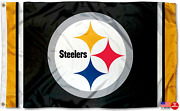 Pittsburgh Steelers 3x5 Flag Man Cave 3 X 5 Banner American Football New Usa.