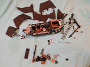 Parts - Incomplete Lego Pirates Of The Caribbean The Black Pearl Set 4184