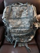 Molle Ii Acu Large Rucksack Field Pack Complete W/ Frame Us Military Army New 👍