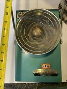 Vintage Collectable Turner Lp2440 Portable Propane Gas Radiant Heater