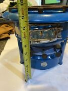 Vintage Kampen Ware Oil Or Gas Burning Stove Excellent Cond. Coleman Style Camp