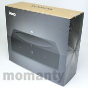 Sonos Amp Network Audio Amplifier Ampg1jp1blk Airplay Wi-fi Streaming 24-bit New