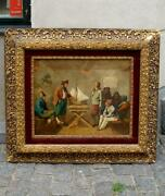 Gustav Bartsch German 1821 Exam Of Young Naval Cadets. Dated 1852. Rare