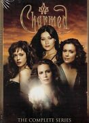 Charmed The Complete Series 48 Dvd Box Set Brand New Free Shipping