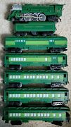 Lionel 6-8702 Southern Crescent Limited Engine And Illuminated Passenger Cars Set