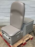 Brewer Access 6500 Power Exam Table High Low Return Chair Foot Switch Control