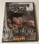 Dvd New Eyes To The Sky 24-7 Band Hunters Vol 6 Ducks And Goose Zink Calls 0119.