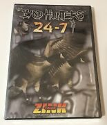 Dvd. The Band Hunters. 24-7. Zink Calls. Duck And Goose Hunting. 0115