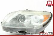 07-10 Mercedes W216 Cl550 Cl600 Headlight Left Side Lamp Xenon W/ Night Vision