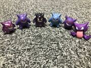 Moncolle Clear Gengar Different Color Figure Ghost Pocket Monster
