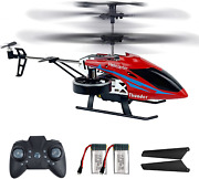 Rc Helicopters, 2.4g Remote Control Helicopter With 4 Channel, Flying Toys For B