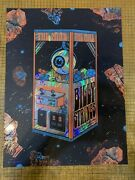 Billy Strings Foil Louisville Kentucky 2020 Feb. 7and8 Signed And Numbered Poster